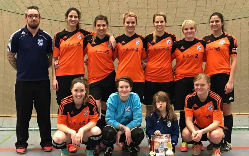 Nachtrag – Damen mit gutem Ergebnis beim eigenen Frauen- und Mädchencup