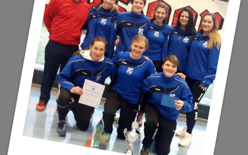Hafen – Frauen holen souveränen Turniersieg in Bad Oldesloe