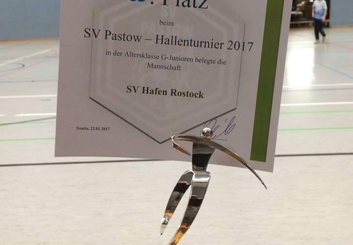 G-Jugend: Starker Platz 2 in Pastow