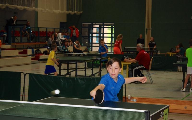 TT- Hafen Kids bei Landes-mini-Meisterschaft
