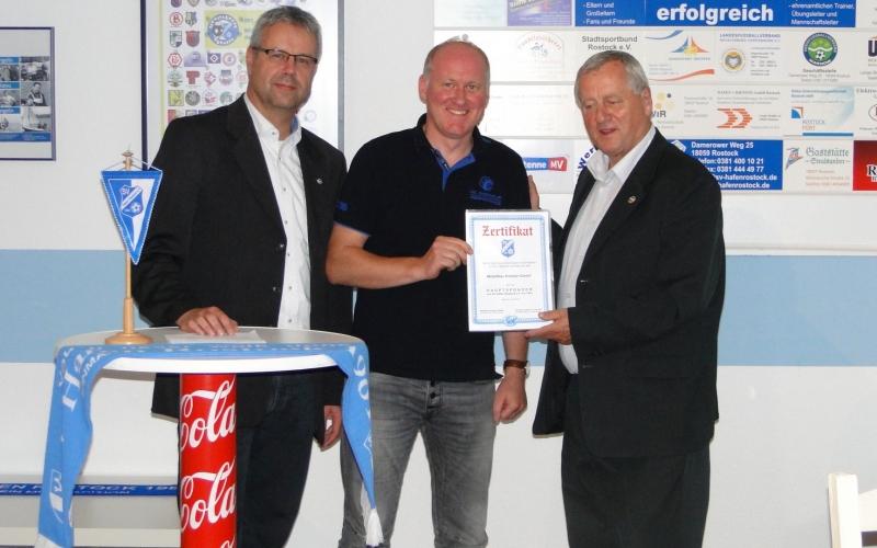 Metallbau Kettner ist neuer Hauptsponsor