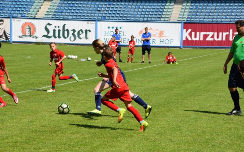 D2: Torreiche Niederlage im Ostseestadion
