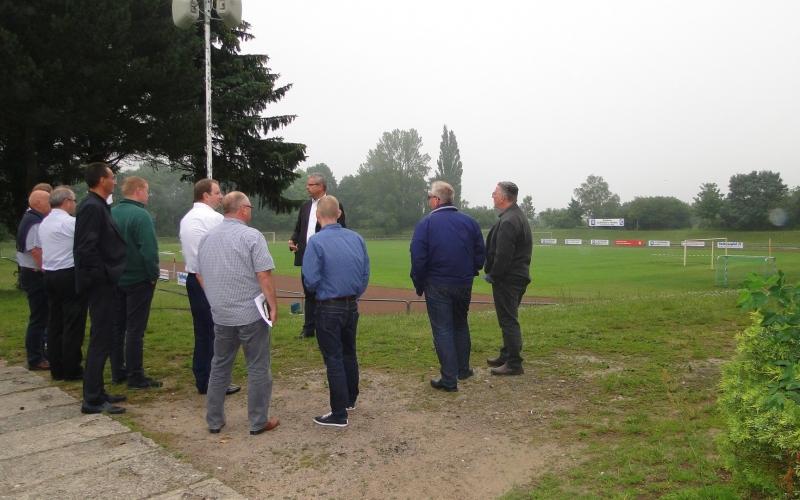 Langjährige und neue Partner an der Seite des SV Hafen Rostock