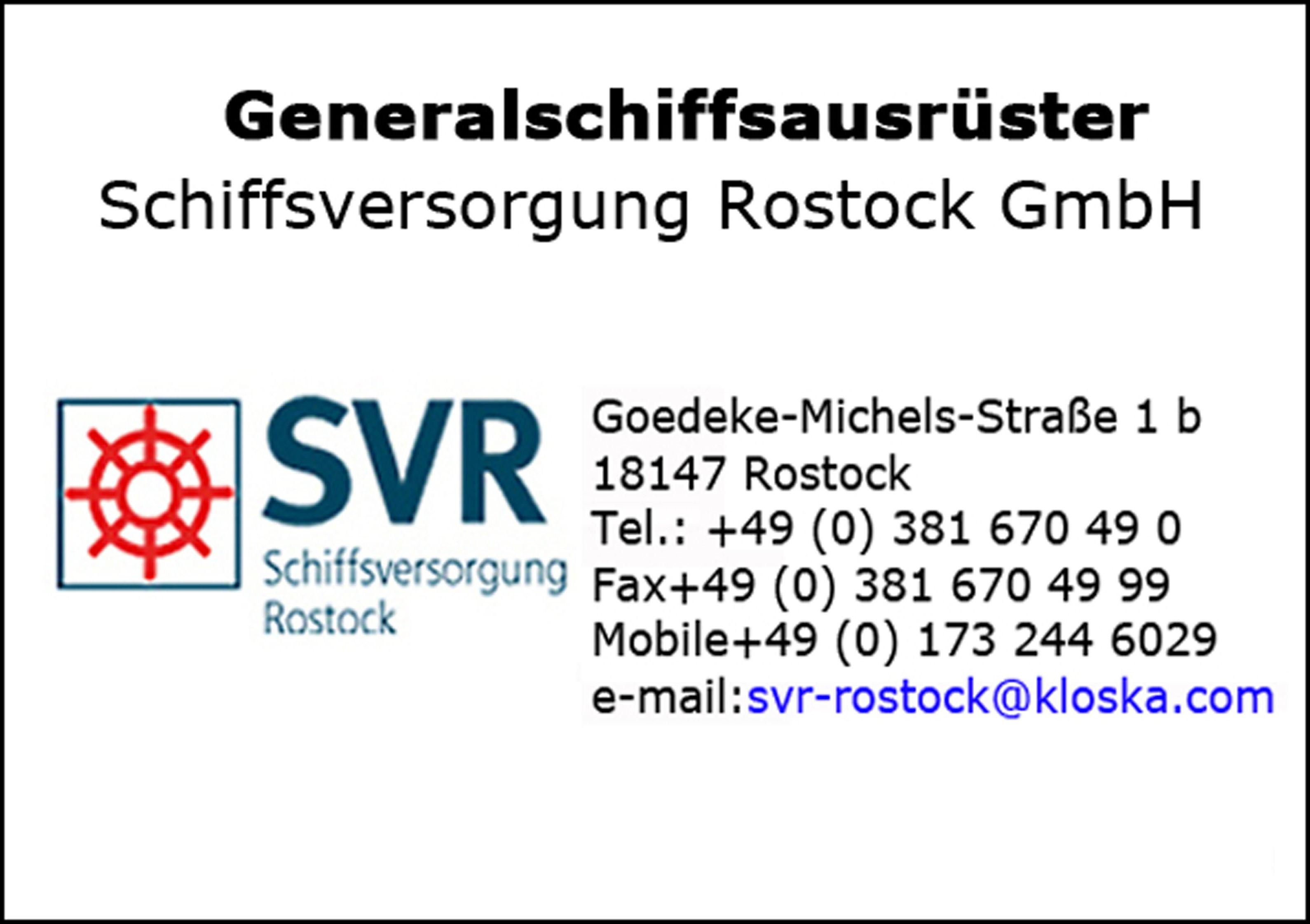 svr rostock