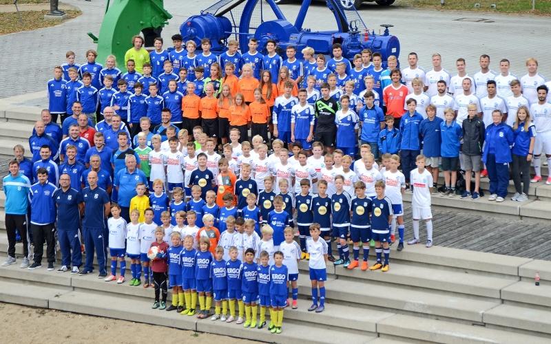 Mannschaften Fußball 2019/2020