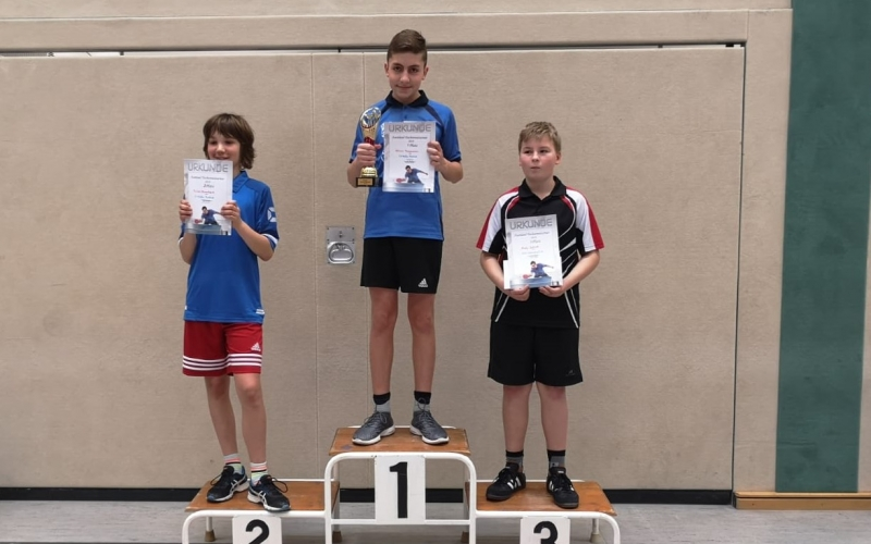 TT- erfolgreich beim Auenlandpokal-Turnier