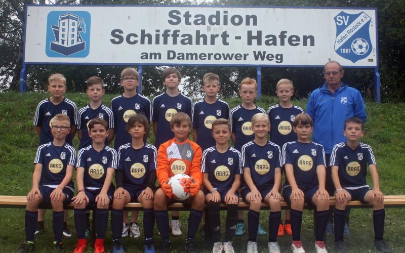 D2-Junioren 2019/2020